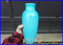 1930s PITTSVILLE POTTERY Wisconsin Ceramic Corp Artware Art Pottery Vase