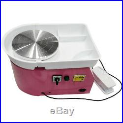 2020 New Electric Pottery Wheel Machine For Ceramic Class Clay Art Craft Molding