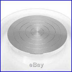 25CM 350W Electric Pottery Wheel Machine For Ceramic Work Clay Art Craft Green