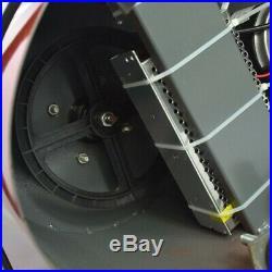 350W 110V Electric Pottery Wheel Machine For Ceramic Work Clay Art Craft 25cm