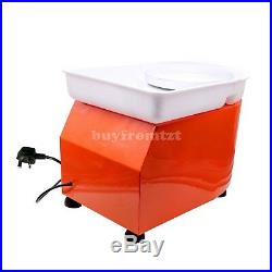 AC 220V 250W Electric Pottery Wheel Machine for Ceramic Work Clay Art Craft B