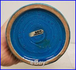 Antique Vintage MCM Mid Century Modern Rosenthal Netter Art Pottery Vase