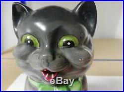 Art Deco Ceramic Louis Wain cat