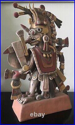 Aztec Mexcian Ceramic Art
