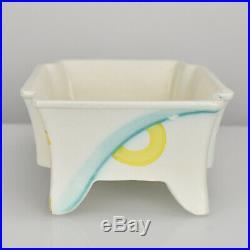Bauhaus Era Ceramic Bonsai Planter by Eva Zeisel Schramberg Art Deco Avantgarde