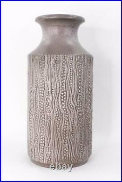Carstens Tönnieshof West Germany Raymor Huge 16 Floor Vase MID Century Modern
