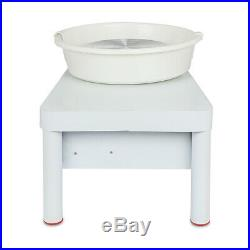 Ceramic Equipment Electric Pottery Wheel Pottery Machine For Work Clay Art Craft