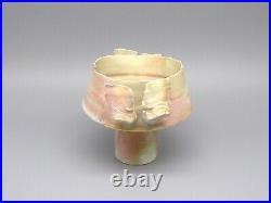 Colin Pearson Studio Pottery Winged Vase circa 1990