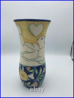 Davila Brodsky Studio Art Pottery Vase
