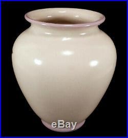 Detailed'83 Santa Barbara Ceramic Design Sbcd Art Pottery Vase Dorie Hutchinson