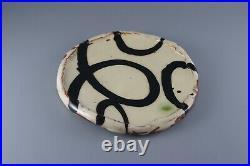 Dylan Bowen Ceramics Studio Pottery Slipware Small Plate