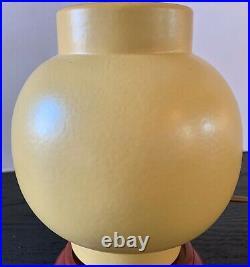 Edith HEATH Ceramic Lamp Sausalito Studio Pottery