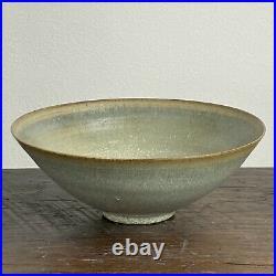 Edwin and Mary Scheier Art Pottery Bowl