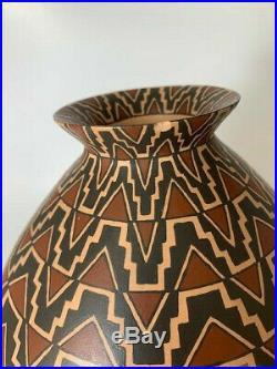Efren Ledesma Mata Ortiz Pottery Ceramic Fine Folk Art SIGNED