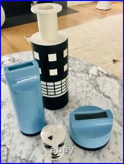 Ettore Sottsass Fischietto Whistle Vase Habitat 2000 Edition Memphis