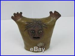 FRANK MATRANGA Los Angeles California Art Studio Ceramic Pottery THE POLITICIAN