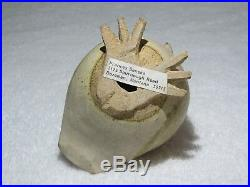 Frances Senska Original Studio Pottery- Partridge- Ceramic Bird- 2nd Pose