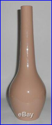 Franciscan Pottery Contours Art Ware #91 Decorated Vase