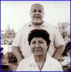 Frida Kahlo Catrina day of the dead ceramic candelabra folk art Alfonso Castillo
