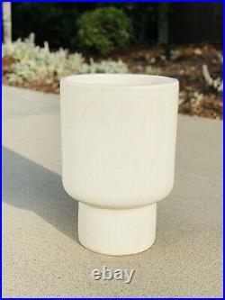 Gainey Ceramics Chalice Planter Architectural Pottery Mid Century Modern