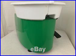 Green Electric Pottery Wheel Clay Art Pottery Making Equipment Ceramic 110v