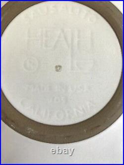 HEATH CERAMICS SAUSALITO Large Serving Bowl 13 x 3.0