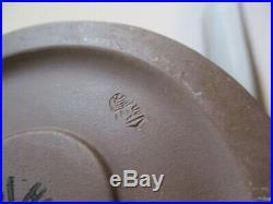 Holt Howard 1960's Candle Holders Lamps Art Pottery Modernism Signed Ceramic