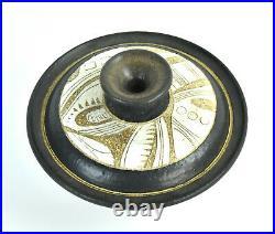 Joel Edwards Studio Art Pottery Bowl Midcentury Modern Voulkos Scheier Natzler