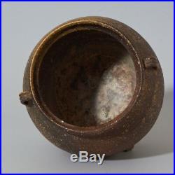 Keramikvase Tatsuzo Shimaoka original Japan Art Pottery Ceramics