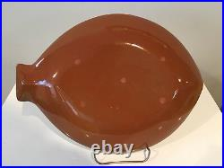 LaGardo Tackett 11.5 Mid-Century Modern Ceramic Pottery Fish Plate