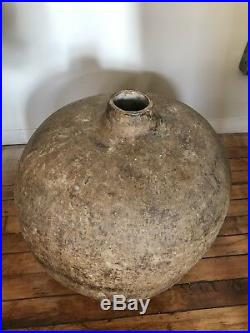 Large Claude Conover Rare Studio Art Modern Floor Vase Signed Original
