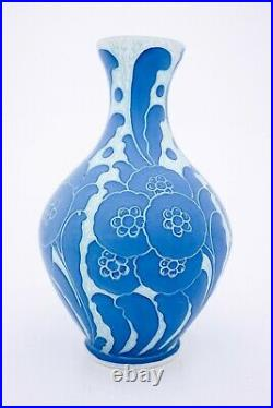 Lovely Vase Josef Ekberg Sgrafitto Gustavsberg 1918 Art Noveau