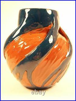 MAX LÄUGER Art Nouveau/Jugendstil Ceramic Jar Germany Late 19th Century