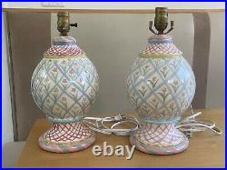 Mackenzie-Childs Lamp