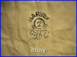 Michael Harvey Craft #2 Brown Paper Bag Sack Ceramic Art Pottery Vase Canada