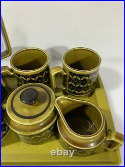 Mid Century Modern Tea Coffee Set MCM Art Pottery MCM