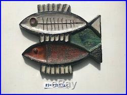 Modernist Ceramic Art Pottery Mid Century Perignem Belgium TIEBERGHIEN Vandewegh