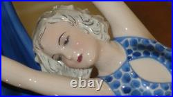 Rare 14 Vtg Goldscheider Wien Austria ceramic dancer figurine by Stefan Dakon