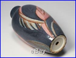 Rare Kenton Hills Porcelain Lamp Base / Vase American Arts & Crafts Rookwood