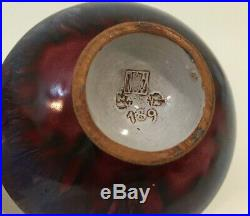 Rare! Vally Wieselthier Wiener Werkstatte Ceramic Bowl Austria Vienna Arts