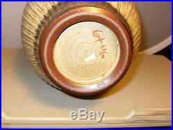 Retro Monumental American Studio Harrison Mcintosh California Art Pottery Vase