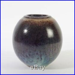 Studiokeramik contemporary ceramic Vase groß Edouard Chapallaz 1989 art pottery