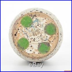 Tall Cyle Burt Vessel or Vase (Modern, Art Pottery, Midcentury, Ceramic)