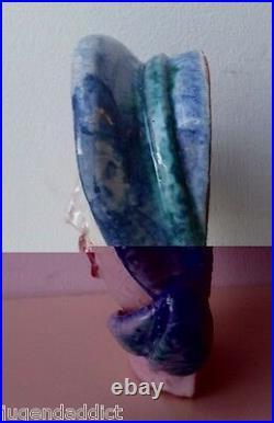 Vally Wieselthier Ceramic Mask Wiener Werkstatte For Kufstein Walter Bosse