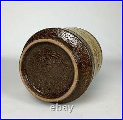 Vintage 1960s Large Aldo Londi Bitossi Italy Pottery Vase