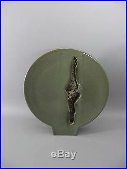 Vintage 60er KERAMIK OBJEKT Skulptur 60s pottery ceramic object sculpture
