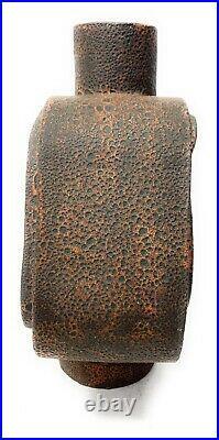 Vintage Abstract Art Pottery Vase Mid Century Modern Signed Bearden