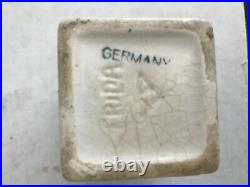 Vintage German FRIDA Blue&White Ceramic Canister 14pc Set (windmill) sold as is