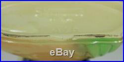 Vintage Signed Art Pottery Shawnee USA 896 6 Lady Head Vase Hawaiian Polynesian