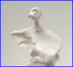 Walter Auer Australian Ceramic Sculpture Gallery Quality Signed Pottery Figural
